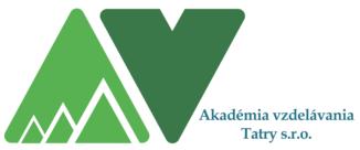 Akadémia vzdelávania Tatry s. r. o., pobočka Humenné